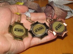 Награды за турнир X-Wing