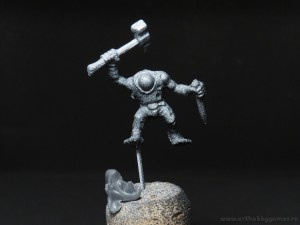 Ogre Kingdoms Gnoblars (Гноблар)
